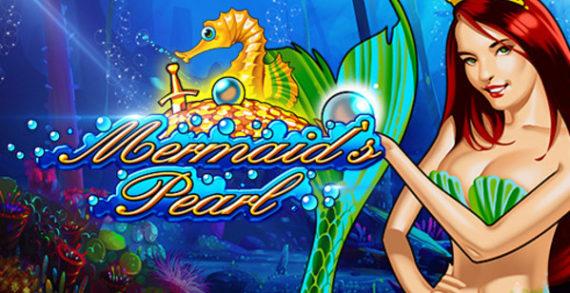 Mermaid's Pearl, la nuova slot machine online disponibile su StarVegas