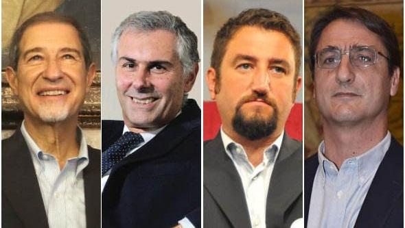 Elezioni siciliane, ecco chi sono i quattro in corsa