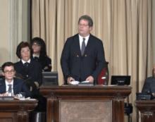 Ars, approvato esercizio provvisorio Opposizione contesta votazione finale