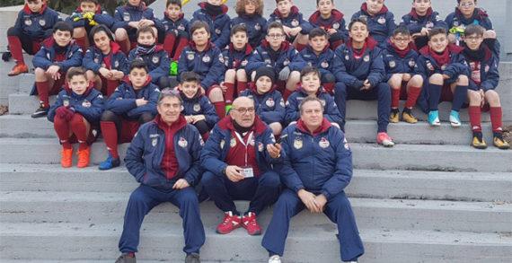 L'Anpiemar di Menfi al raduno delle Academy Torino F.C.