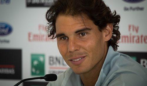 Nadal si prepara da subito per il Roland Garros