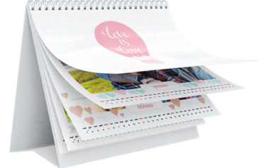 Il calendario personalizzato continua a spopolare tra le idee regalo più apprezzate