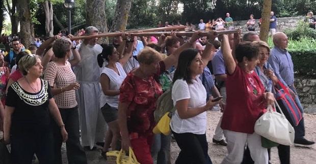 A Menfi il Giovaninfesta del 2019