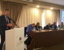 Uila Uil il segretario nazionale Stefano Mantegazza incontra a Pergusa i quadri dirigenti regionali