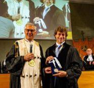 Laurea honoris causa a Palermo ad Alberto Angela