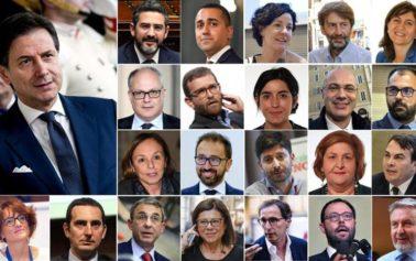 Nasce il Conte bis, ecco i ministri del nuovo esecutivo M5s-Pd