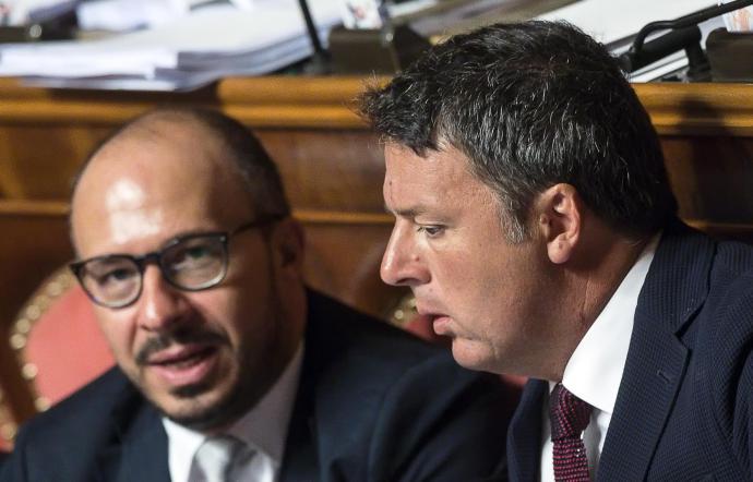 """Renziani pronti a lasciare il Pd, Faraone: """"Partito rischia essere un grande Leu"""""""