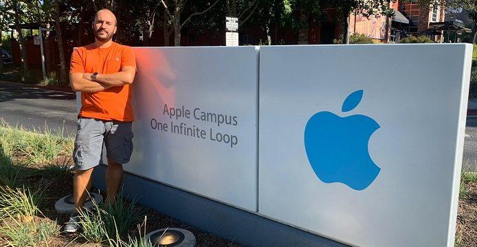 Assunto in Apple: la storia di Filippo, da Menfi a Cupertino