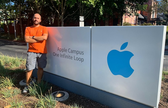 Assunto in Apple: la storia di Filippo, da Menfi a Cupertino