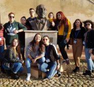 """Liceo Scientifico """"Archimede"""" di Menfi al 56° Convegno Internazionale di Studi Pirandelliani"""