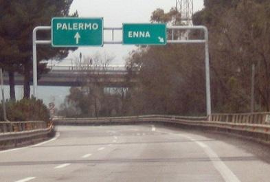 Autostrada A19, chiude per due anni lo svincolo di Enna dell'autostrada Palermo Catania