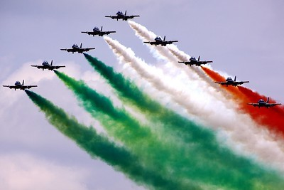 Le Frecce Tricolori voleranno nel cielo di Menfi