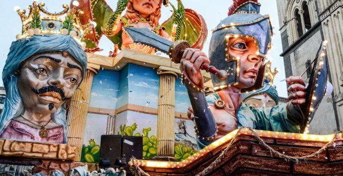 Entra nel vivo il Carnevale di Acireale 2020