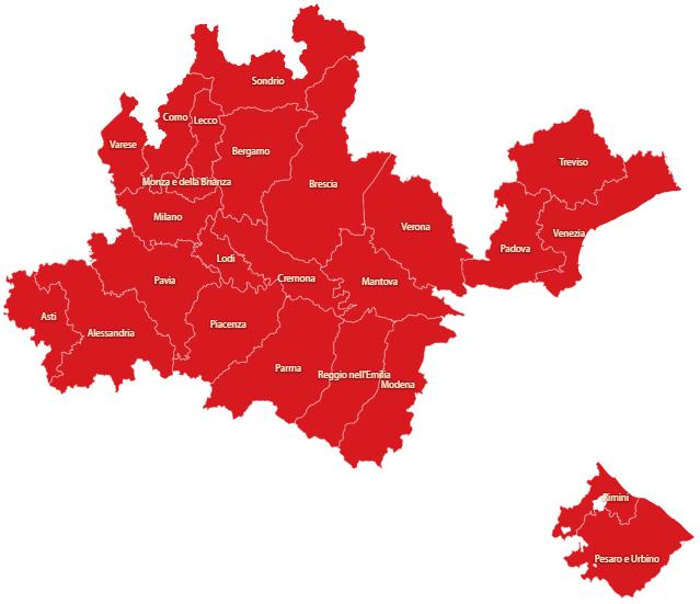 Coronavirus, nuovo decreto: chiusa la Lombardia e 11 province. Sospese cerimonie, anche quelle funebri