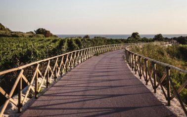 """Viaggi ecologici, """"iO Donna"""" consiglia la Sicilia e la sua greenway"""