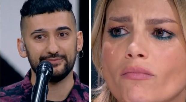 Il siciliano Roccuzzo a X Factor fa commuovere Emma, per lui 4 sì