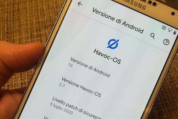 """Guida: Come installare una custom ROM Android """"Havoc-OS"""" sul nostro smartphone"""