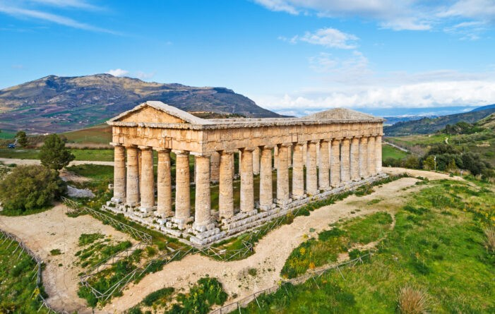 Sicily by Car: Tour della Sicilia occidentale