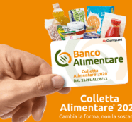 """Colletta Alimentare 2020, si dona in più giornate e con le """"gift card"""""""