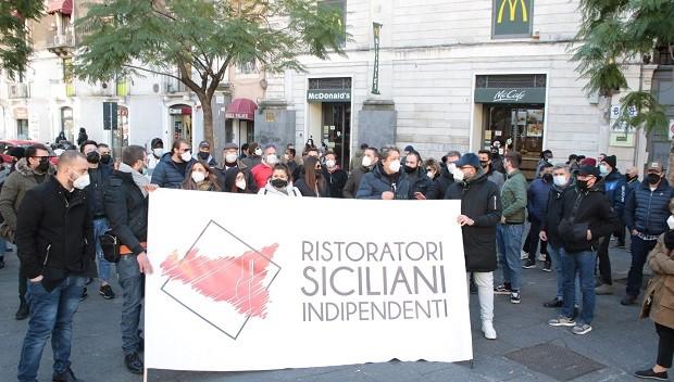Covid e chiusure, nasce il comitato Ristoratori Siciliani Indipendenti