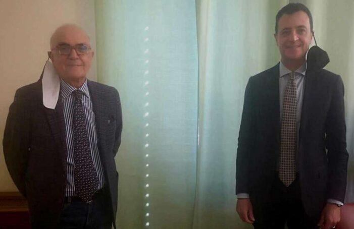 Giambrone lascia Forza Italia e approda alla Lega Salvini
