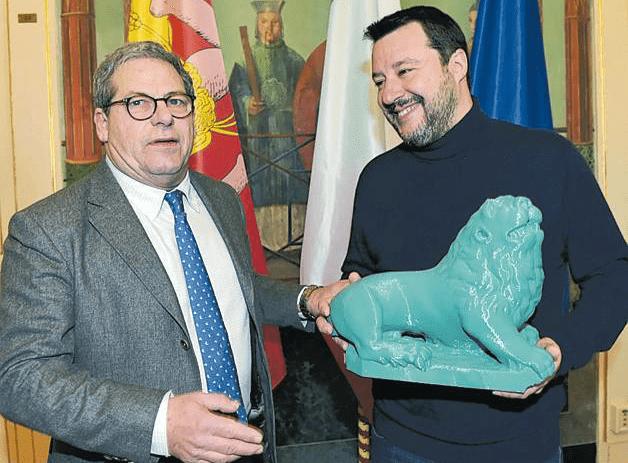 La Lega di Salvini attrae i forzisti: Fallica, Giambrone e Vinciullo passano al Carroccio