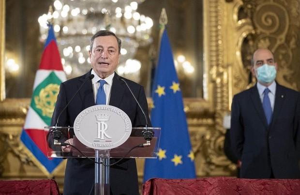 """Governo, Mario Draghi accetta l'incarico con riserva: """"Momento difficile, ma possiamo fare molto"""""""
