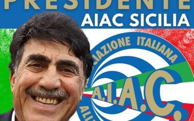 Josè Sorbello è il nuovo presidente dell'Aiac Sicilia