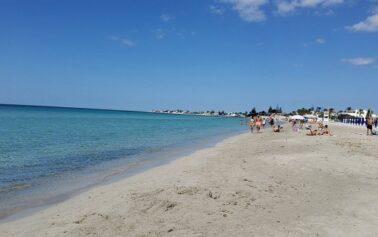 """""""Bandiera verde"""" per la Spiaggia di Tonnarella"""