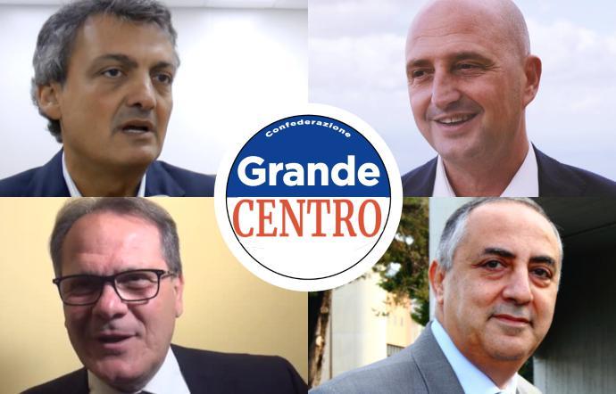 """Nasce il """"Grande centro"""" in Sicilia: Patto Federativo tra Italia Viva, Udc, Cantiere Popolare ed Idea Sicilia"""