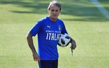 L'Italia di Mancini ci prova