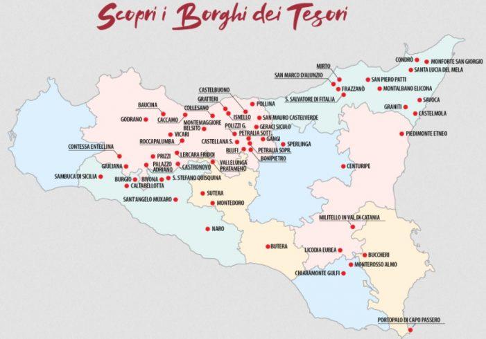 Borghi dei Tesori Fest, il più grande evento in Sicilia dedicato al patrimonio culturale