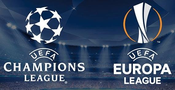 Calcio: punto su Champions e Europa League
