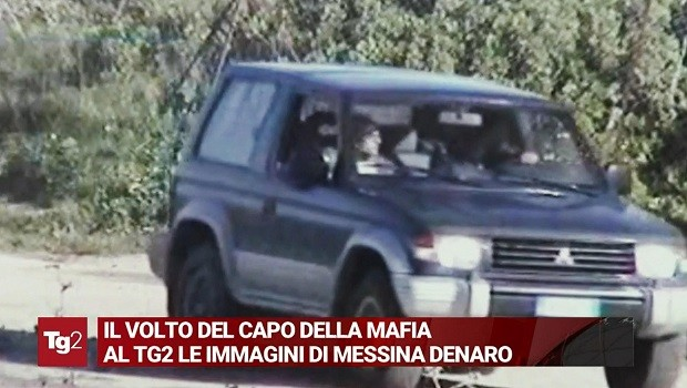 Messina Denaro ripreso in un video nel 2009