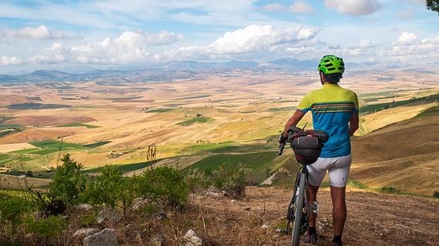 Sicily Divide: tour in bicicletta nell'Entroterra Siciliano